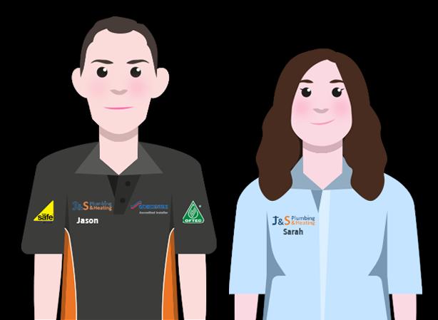 Meet the J&S plumbing team